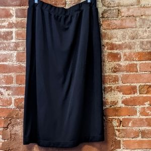 Woman Within jersey skirt